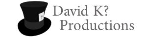 Blog – David K? Productions